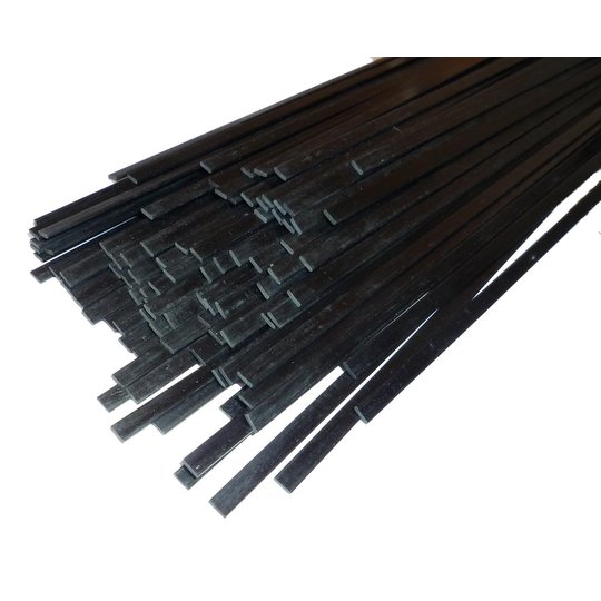 3mm x 0.2mm Carbon Strip (CARBON-STRIP-302)