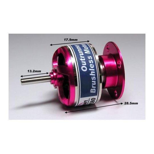 EMAX CF2822 Outrunner Brushless Motor