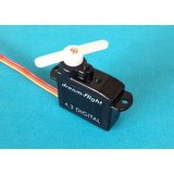 Dream-Flight 4.3g Servo - 8.4mm 4.3g 0.7Kg.cm (DFFA004)
