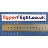 Small HyperFlight Sticker (HF-STICKER-SML)