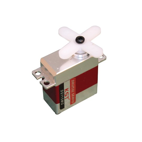 KST DS115MG Metal Cased Servo - 10mm 20g 3Kg.cm (KST-DS115MG)
