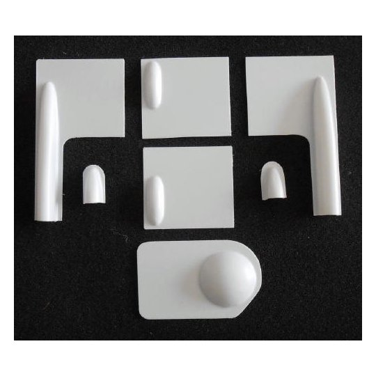 Assorted Servo Cover Set (G2E-COVER-SET)