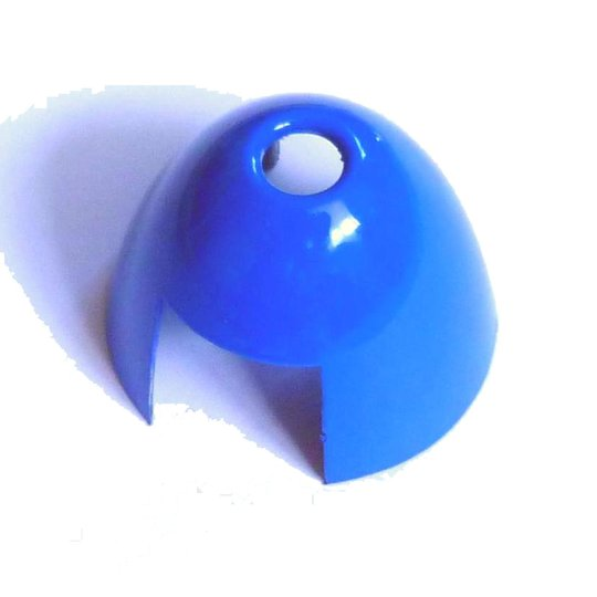 Blue cone for 32mm spinner (SPINNERCONE-32-BLUE)