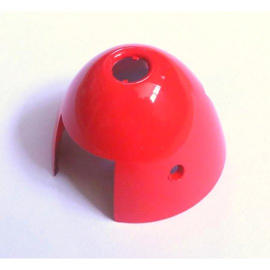 Cherry Red Cone for 30mm Power Spinner (SPINNERCONEP-30-CRED)