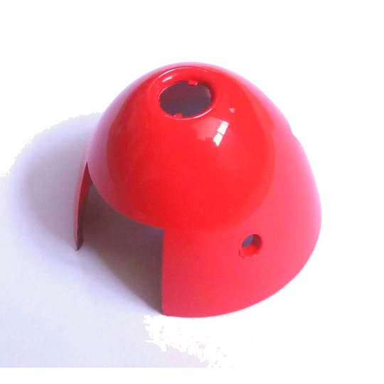 Cherry Red Cone for 38mm Spinner (SPINNERCONE-38-RED)