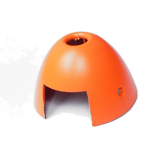 Neon Orange Cone for 38mm Spinner (SPINNERCONE-38-ORN)