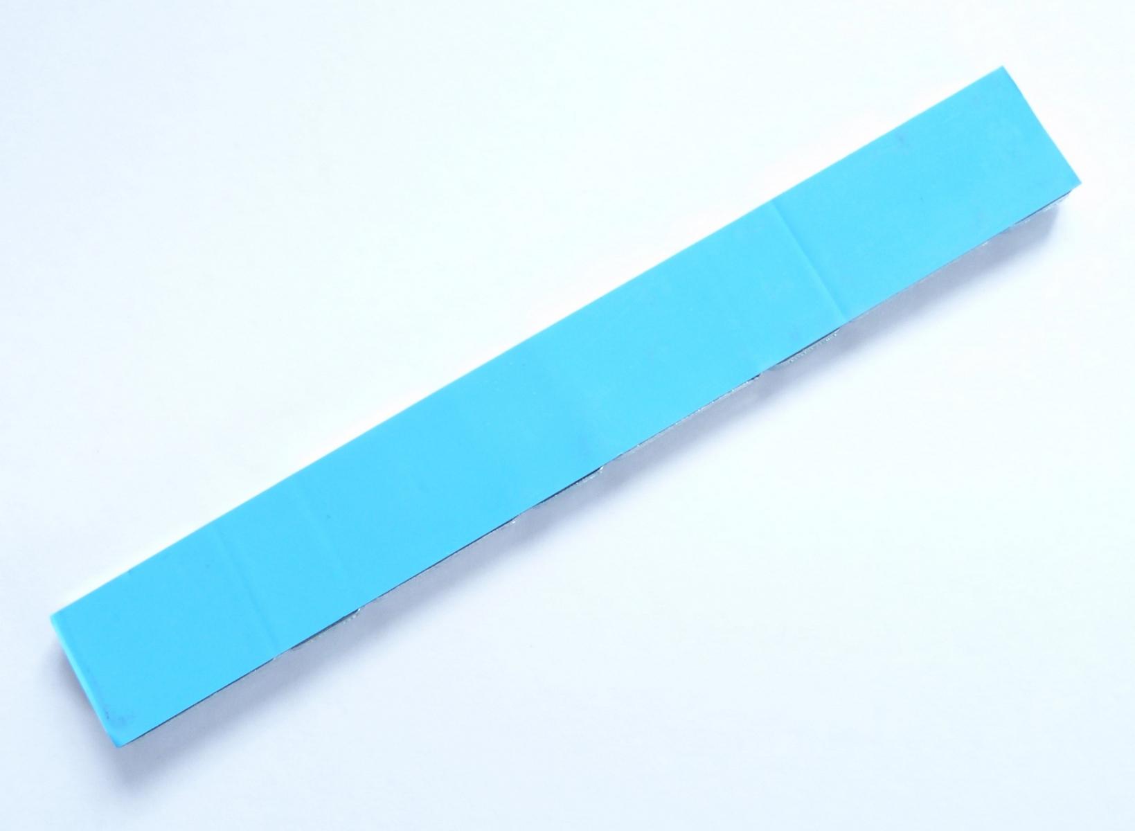 8 Individual Slimline Leadfree 5g Self Adhesive Coated Steel Ballast Weights
