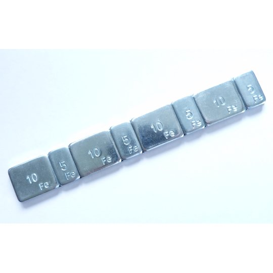Self Adhesive Steel Weights Ballast (STEEL-BALANCE-WEIGHT)