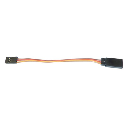Ultralight 20 cm Servo Extension Lead (EXT-LEAD-20CM-32AWG)