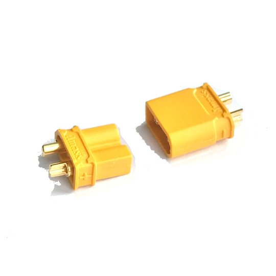 XT30 Plugs & Sockets (5 prs) (XT30)