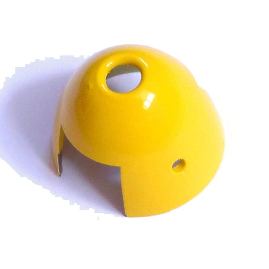 Yellow Cone for 38mm Spinner (SPINNERCONE-38-YEL)